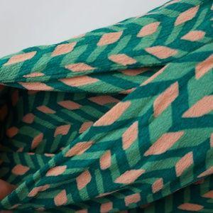 Anthropologie Dresses - Anthro Maeve Dress Evaline Smocked Elastic Green